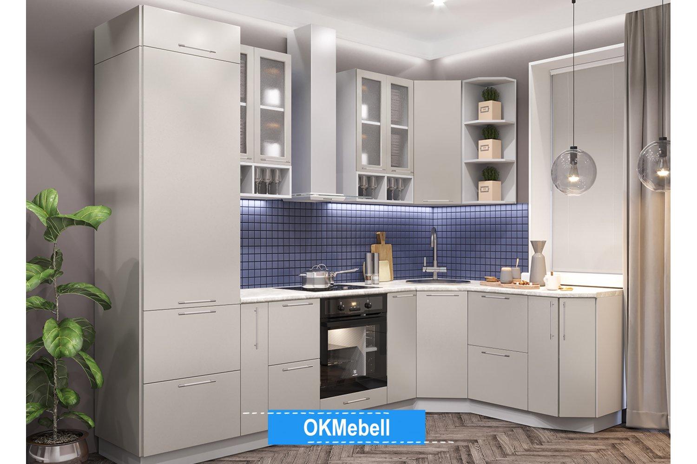 Угловая кухня Соломон
