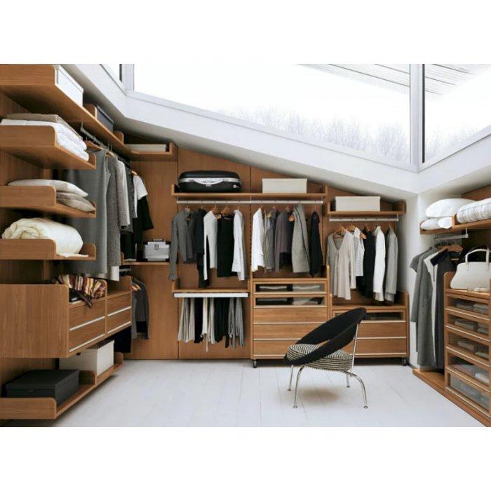 Современные гардеробные