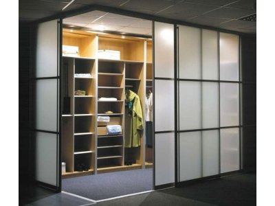 Встроенные шкафы-купе и гардеробные