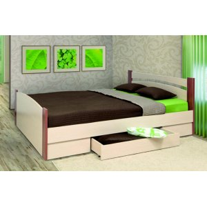 Кровать Олимп с ящиком ОКМ