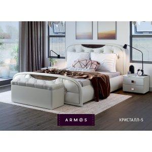 Кровать Армос Кристалл 5