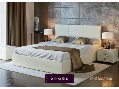 Кровать Армос Кристалл Эко