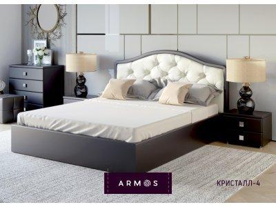 Кровать Армос Кристалл 4