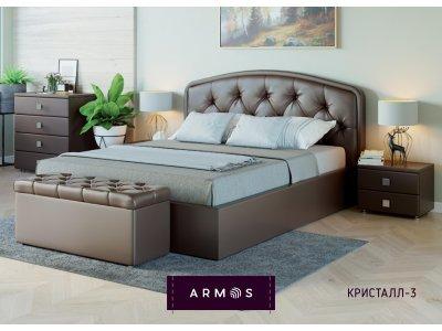 Кровать Армос Кристалл 3