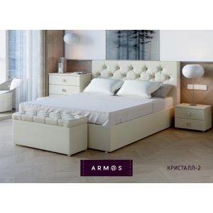 Кровать Армос Кристалл 2