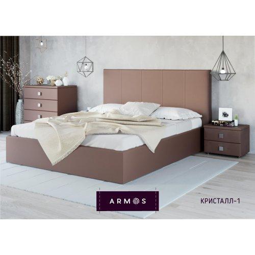 Кровать Армос Кристалл 1