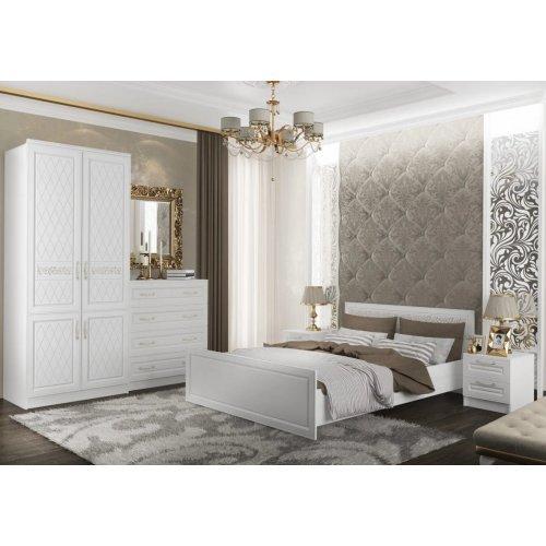Купить белую спальню на заказ в Москве