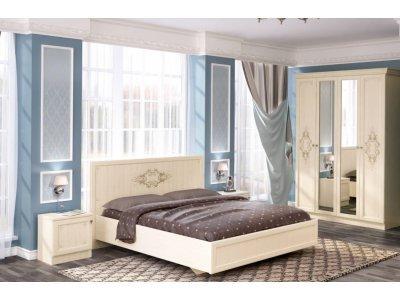 Красивые спальни по индивидуальным размерам