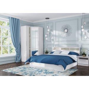 Светлая спальня от производителя