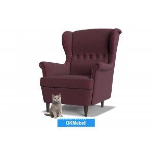Кресло Торн Porshe Bordo