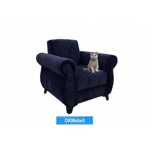Кресло Эвора Blue