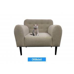 Кресло Cocoon Velutto 02 нераскладное