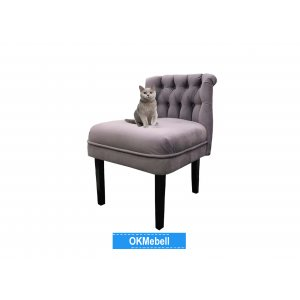 Кресло Lily Velutto 10 нераскладное
