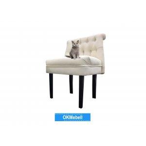 Кресло Lily белое