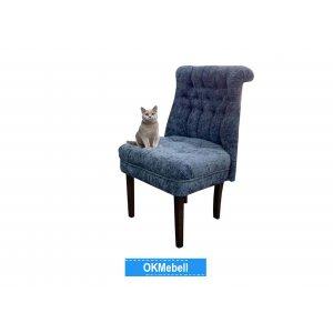 Кресло Lily голубое