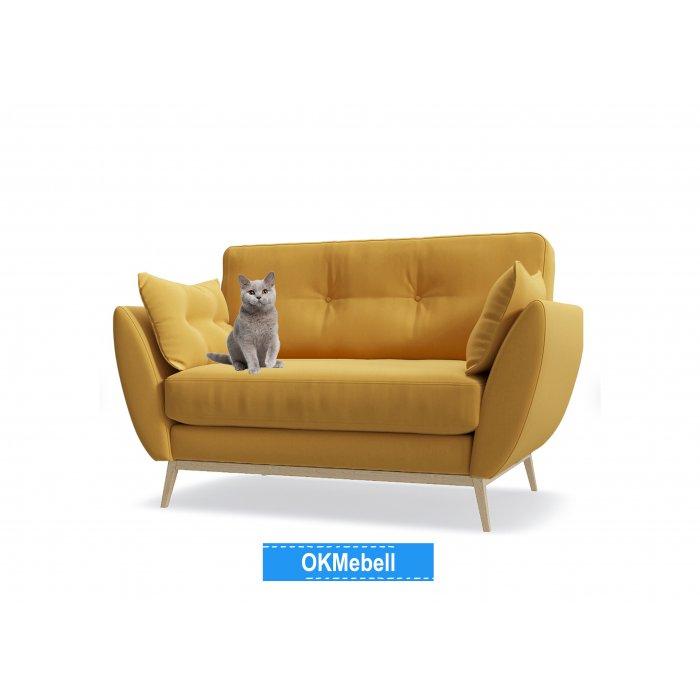Кресло Vogue yellow
