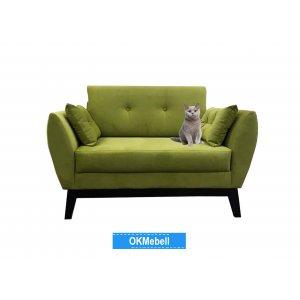 Кресло Vogue green