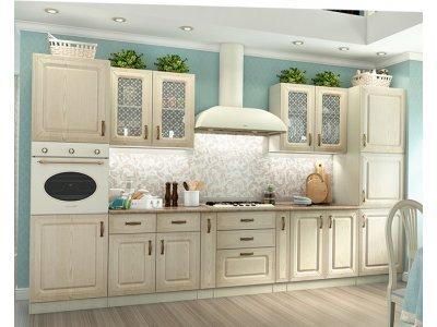 Кухня Хелена светлая ОКМ