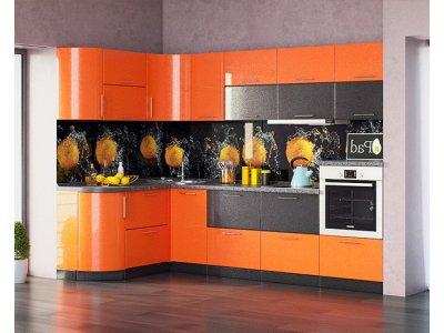 Кухня Яркие краски