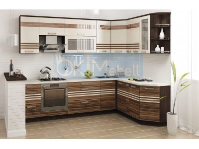 Кухня Рио композиция 1 OKM