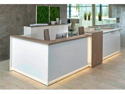 Производство мебели для офиса любой сложности