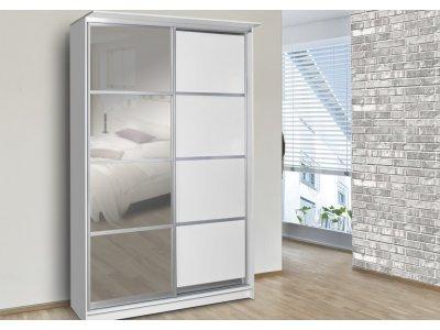 Шкаф купе с наборными дверьми