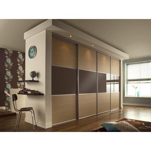 Встроенный шкаф-купе по индивидуальным размерам