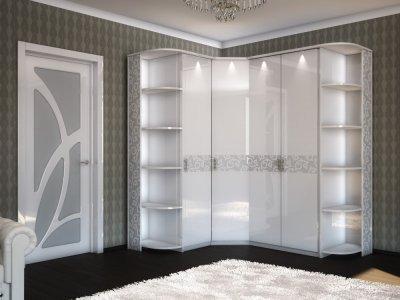 Шкафы угловые Белла ОКМ
