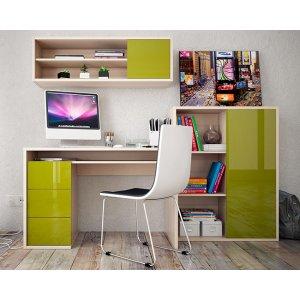 Компьютерный стол Тропики