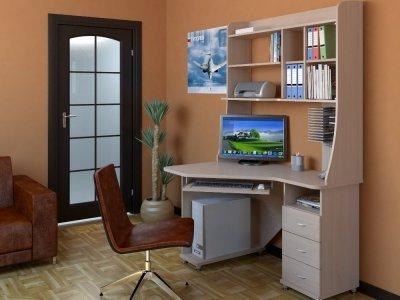 Угловой компьютерный стол ВасКо ОКМ